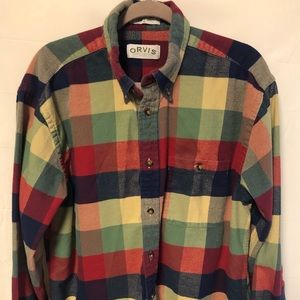 Orvis button up
